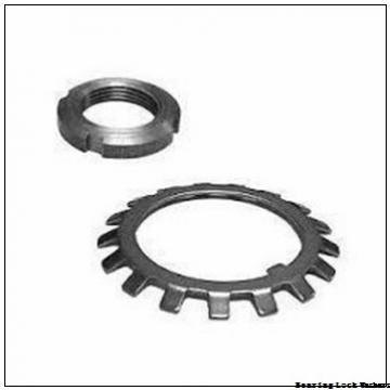 Standard Locknut W 036 Bearing Lock Washers